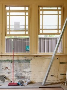 asbestos can be disturbed during refurbishment