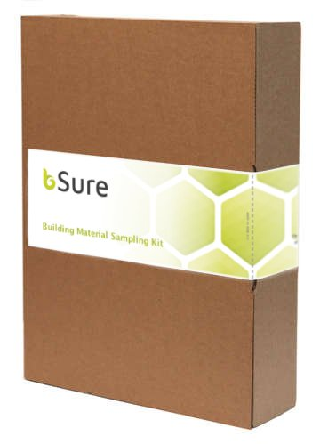 bSure Testing self-sampling test kit box